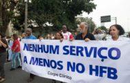 Para defender a rede federal de saúde é preciso ampliar a mobilização