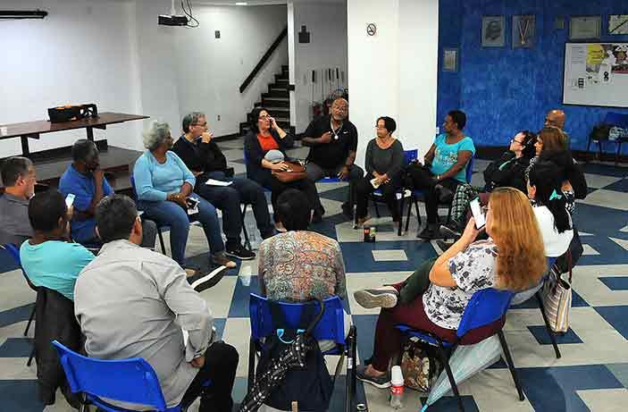Saúde Federal: GT indica assembleias em todos os hospitais e institutos, para retomar a mobilização