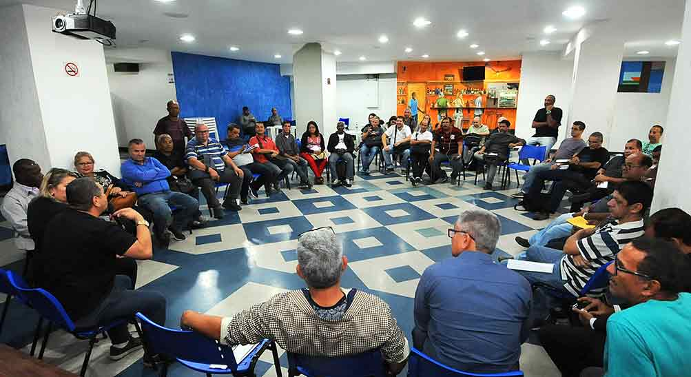 Funasa: GT chama luta contra reforma da previdência e a perda de direitos