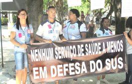 Servidores denunciam descaso de Crivella com a saúde pública