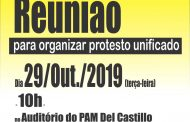 Reunião para impedir o fechamento do PAM Del Castilho
