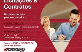 Associados ao Sindsprev/RJ têm descontos em cursos de MBA e pós-graduação do IPOG