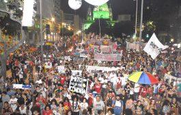 Centrais convocam mobilizações pela rejeição da reforma no segundo turno