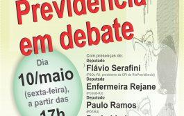 Debate sobre reforma da Previdência será nesta sexta (10/5), no Sindsprev/RJ