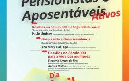 II Encontro de Aposentados e Pensionistas acontece nesta quarta (10), no Sindsprev/RJ
