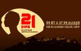 Rio terá marcha contra o racismo nesta quinta-feira (21)