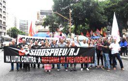 Seminário e plenária da Fenasps nos dias 18 e 19/5 organizam luta contra reforma da previdência