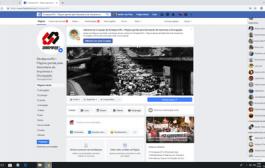 Sindsprev/RJ tem apenas uma página oficial no Facebook