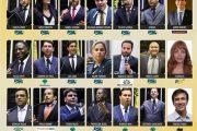Veja, da bancada do estado do Rio, quem são os deputados que votaram contra a aposentadoria