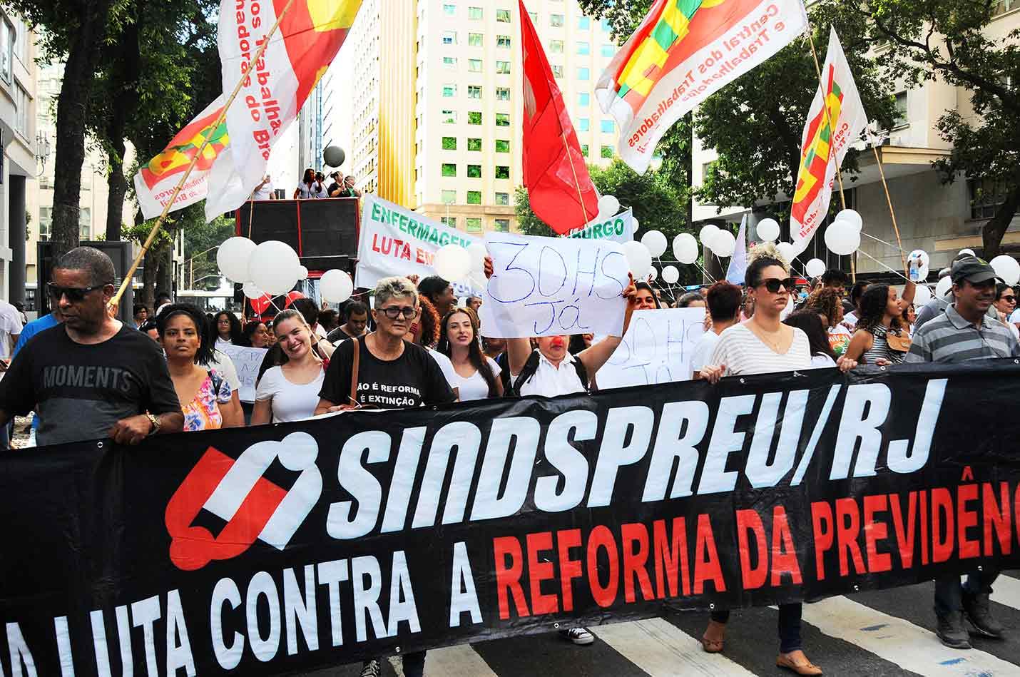 Decisão do STF suspendendo 30h para enfermagem do Rio é duro ataque aos trabalhadores
