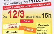 Assembleia Servidores de Niterói