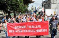 Saúde e INSS estarão nas mobilizações do Dia Nacional de Paralisação contra os cortes de direitos (18/3)