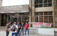 Niterói: paralisação de servidores mostra indignação com salários, privatização e sucateamento