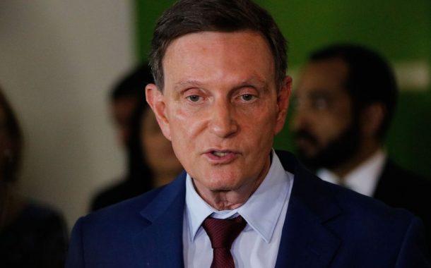 Negacionismo de Crivella em relação à Covid-19 atenta contra saúde da população carioca