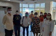 Niterói: Conselho Municipal de Saúde visita hospital exclusivo para atendimento da covid-19