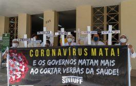 No Dia Internacional da Enfermagem, profissionais denunciam mortes causadas pelo descaso de governos