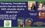 Nesta terça (23), videoconferência debate situação do serviço social do INSS