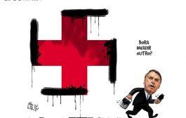 Censura do governo Bolsonaro a chargista lembra prática fascista