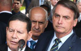 Ações no TSE pedem impugnação da chapa Bolsonaro-Mourão por irregularidades na campanha presidencial