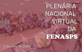 Plenária da Fenasps indica greve sanitária do INSS e MTE contra reabertura do atendimento presencial