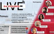 Hoje (2/7): Videoconferência da Fenasps apresentará informes da reunião com o presidente do INSS