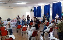 Dia dos Pais no Hospital Eduardo Rabello com críticas ao descaso do governo Witzel