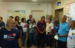 Associação dos Servidores da Saúde de Niterói completa 29 anos de lutas em defesa do SUS