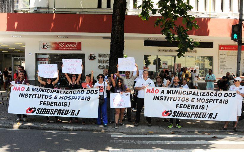 Sindsprev/RJ tem história de lutas em defesa da seguridade e do seguro social