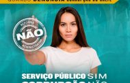 Fenasps divulga campanha contra reforma administrativa e em defesa da estabilidade do servidor
