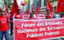 Fórum dos Servidores Federais no RJ confirma 30/9 como Dia Nacional de Luta contra a reforma administrativa