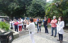 Servidores do Cardoso Fontes exigem que Ministério da Saúde revogue suspensão de férias