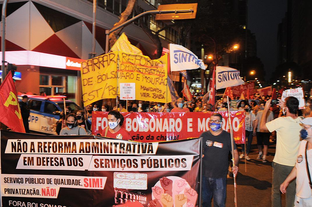 Bolsonaro e Congresso mentem ao dizerem que reforma administrativa não vai atingir atuais servidores