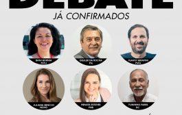 Em debate no próximo sábado (24/10), candidatos à prefeitura de Niterói apresentam suas propostas
