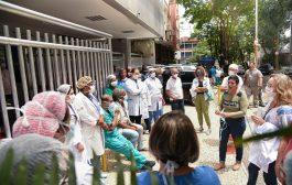 Assembleias dos hospitais de Ipanema e de Bonsucesso também referendam luta contra demissões