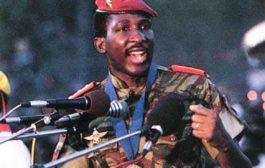 Nos 33 anos do covarde assassinato de Thomas Sankara, a nossa homenagem ao grande revolucionário de Burkina Faso