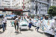 Incêndio no Hospital de Bonsucesso confirma descaso dos governos com a saúde de servidores e pacientes