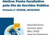 Em ofício, Fenasps cobra do INSS solução de problemas com suspensão do feriado