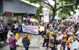 Servidores pressionam e direção-geral diz que Hospital de Bonsucesso reabre nesta quarta-feira (4/11)