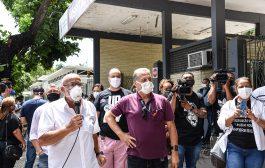 Remoção de Júlio Noronha do Hospital de Bonsucesso é perseguição. Todos ao ato de terça (17), no HFB