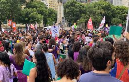 Milhares vão às ruas em defesa de Mariana Ferrer e contra a cultura do estupro