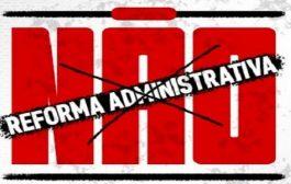 10 de dezembro é Dia Nacional de protestos contra a reforma administrativa
