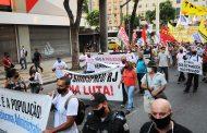 Servidores e trabalhadores de estatais protestam quinta-feira (10/12) contra a reforma administrativa