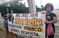 Mil dias sem punição para mandantes e executores do assassinato de Marielle
