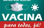 Fenasps pede que servidores da seguridade e do seguro social tenham prioridade na vacinação contra covid