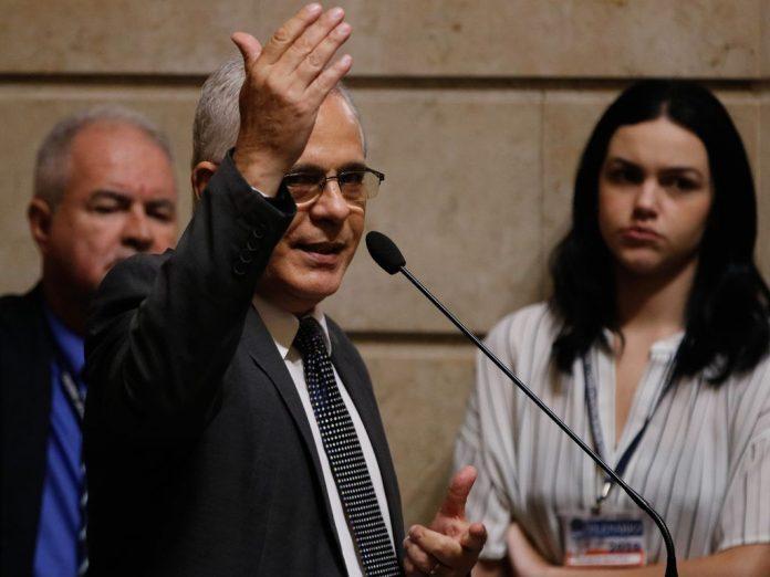 Fernando William era autor de lei que exige reparação por conta da escravidão no Brasil