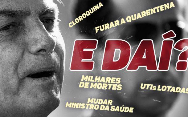 Descaso com a covid-19 e crise econômica aumentam possibilidade de impeachment de Bolsonaro
