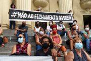 Assista à reportagem da WebTV Sindsprev/RJ sobre a luta contra o fechamento do Hospital Eduardo Rabello