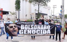 Em Niterói, servidores e usuários também exigem vacinação já e reafirmam defesa do SUS