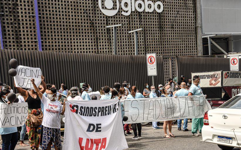 Rede Federal do Rio: como parte da luta pela readmissão de contratados, servidores reúnem-se quarta-feira (28)