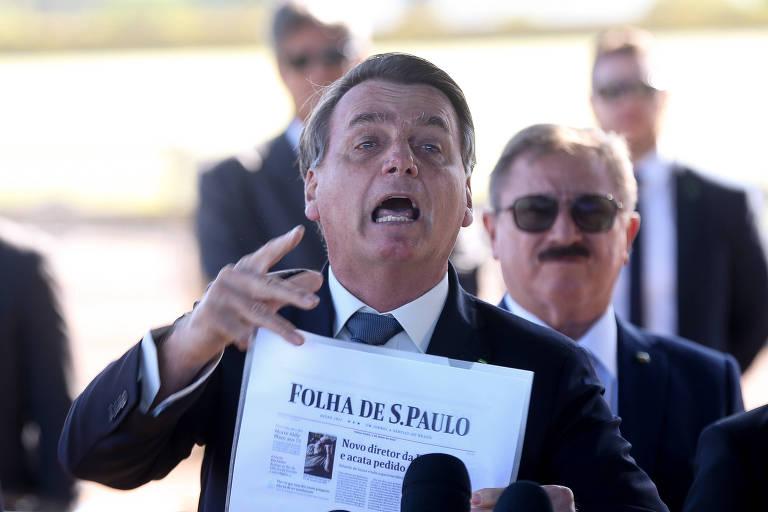 Dia do Jornalista: com ataques de Bolsonaro e recorde de contaminados pela covid, categoria não tem o que comemorar